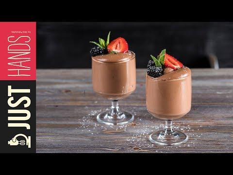 Easy Chocolate Mousse | Akis Kitchen