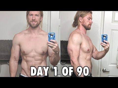Buff Dudes 2018 Cutting Routine - Day 1