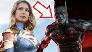 WTF Wally LEAVES Legends Goodbye Kid Flash The Flash Season