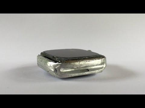 The world's first round Apple Watch