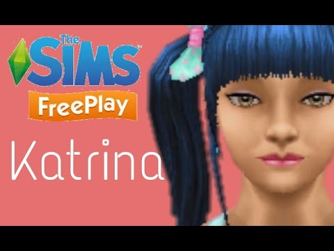 Sims Freeplay- Let's Play 'Katrina' Ep.5| Baby Room