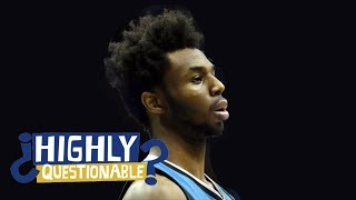 Andrew Wiggins Worth $148 Million Extension? | Highly Questionable | ESPN