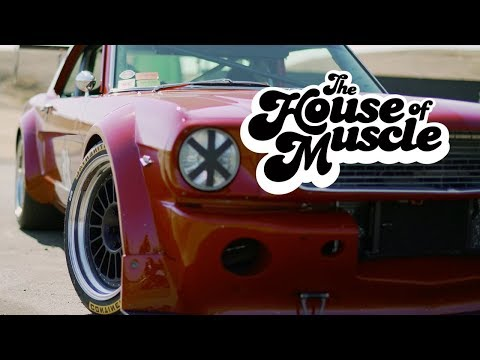 State of Xecution: 1966 CorteX Mustang - The House Of Muscle Ep. 11