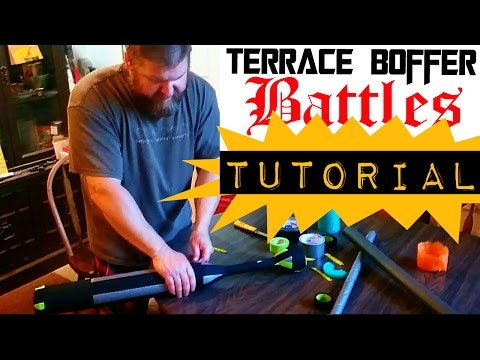 How To Make A Durable Boffer Sword (DIY Tutorial)