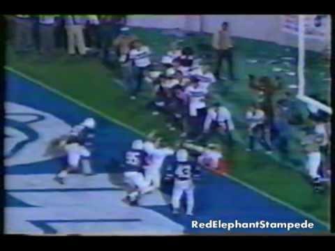 1983 Alabama vs Penn State: