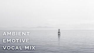 1 HOUR • Beautiful / Ambient / Emotive Female Vocal Music: Claudie Mackula - GRV MegaMix