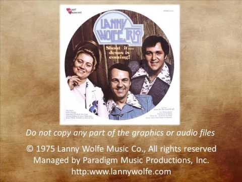 I KEEP FALLING IN LOVE WITH HIM  The Lanny Wolfe Trio #30102