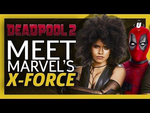 Meet Marvel's X-Force | Deadpool 2
