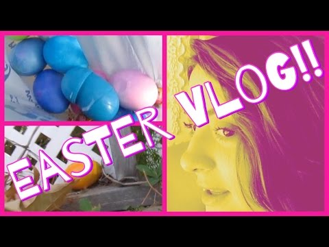 Easter Vlog And Creeping OnThe Neighbors