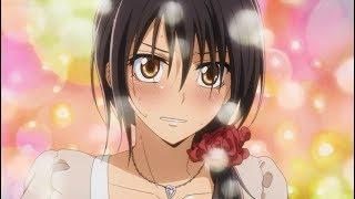 Usui X Misaki Sweet Moments Part 2   Kaichou wa Maid sama