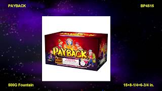 Neon PlanetWinda Fireworks (Coming in 2019) | Red Apple