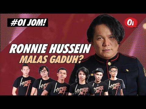 Ronnie Hussein Malas Gaduh?