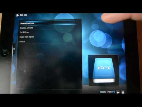 HOW TO GET: XBMC AND INSTALL ICEFILMS FOR ANY JAILBROKEN IOS DEVICE