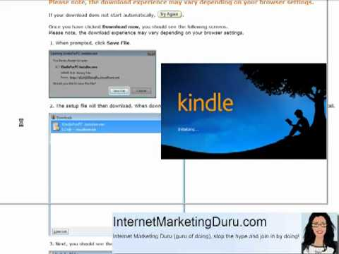 Read Kindle Books Without a Kindle - How to