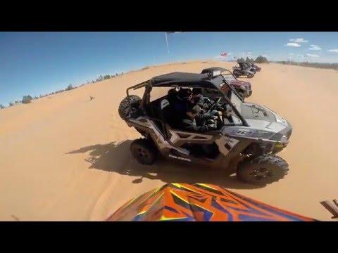 Coral Pink Sand Dunes, Kanab Utah 2016