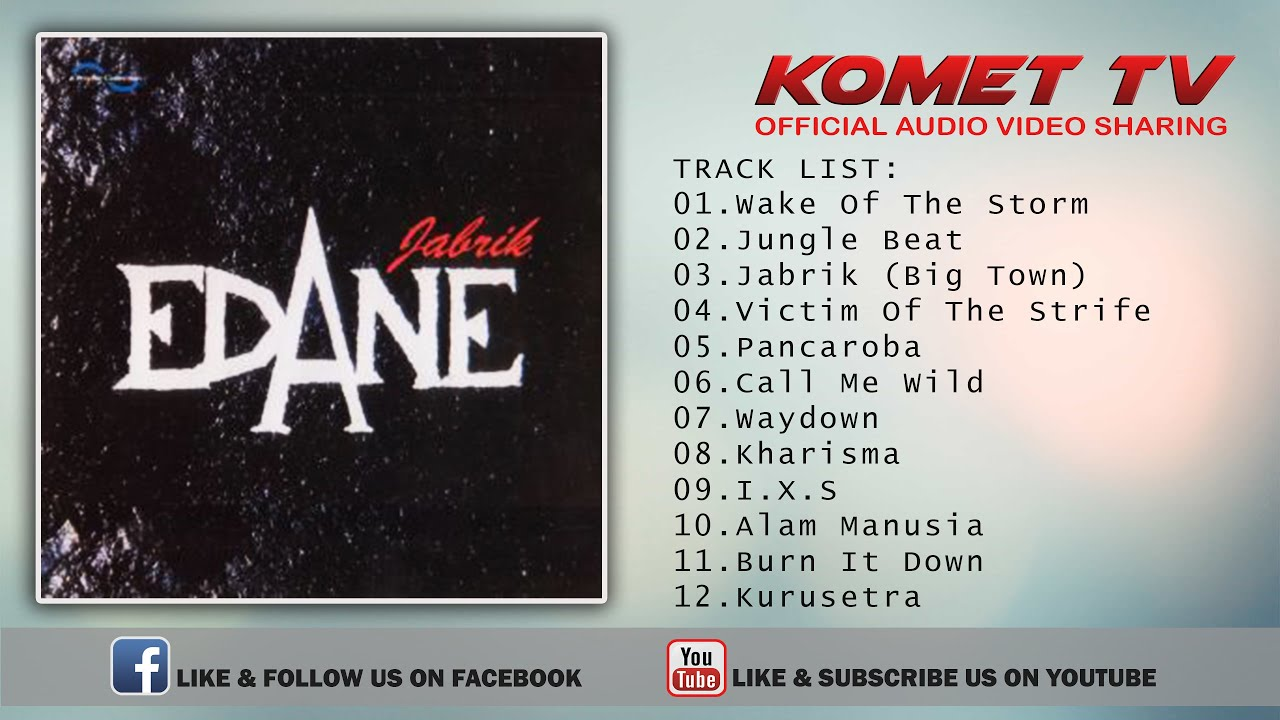 Download EDANE - JABRIK | FULL ALBUM MP3 Gratis