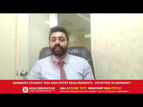 Germany Student Visa and Entry Requirements | Studying in Germany