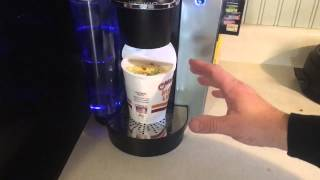 How To Make Ramen Noodles In Your Keurig Coffee Brewer Correct Setting
