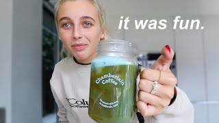 TRYING VIRAL COFFEE RECIPES