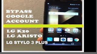 Bypass Google Account LG Phones |NO LDB usb debugging option| Latest