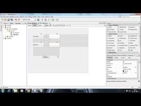 How to make Executable Jar File (.jar)  using netbeans.