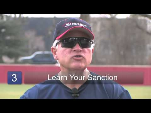 Little League Baseball Rules & Regulations