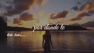 Manolin el Medico de la Salsa - Sola ft.  El Micha - (VIDEO LYRICS 2016)