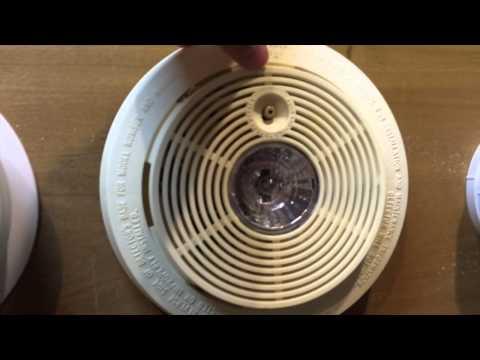Smoke Alarm Collection Testing