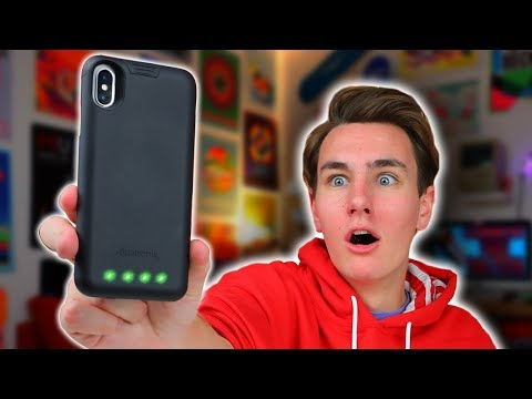 The $22 iPhone X Battery Case
