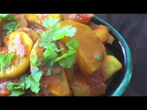 Spicy Zucchini Curry Recipe