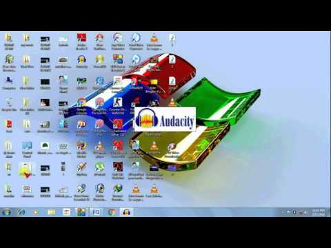 Write the step to show an icon on task bar by shams alam mpeg4