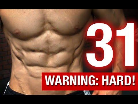 31 Hardest Ab Exercises Ever (DOWNRIGHT SCARY!!)