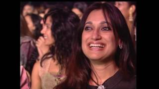 Zee Cine Awards 2004 Omar Sharief & Shekhar Suman