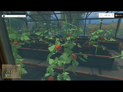 Farming Simulator 2015: Greenhouse Chores