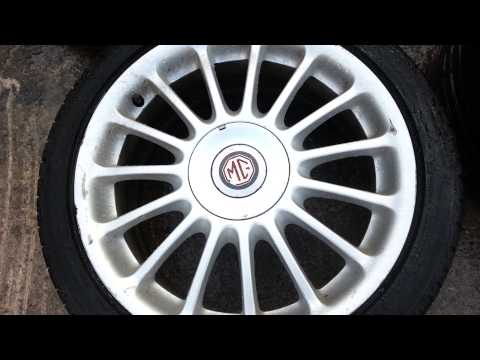 mg zs 17 inch alloy wheels