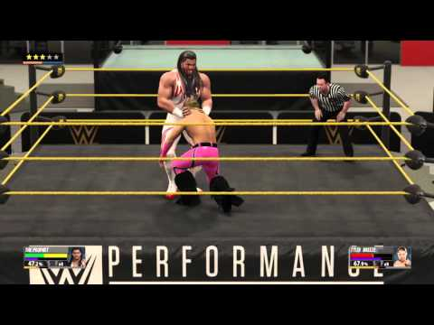 WWE 2K16 My Career Part 2