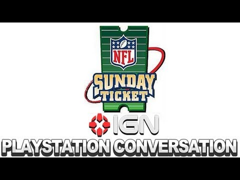 Win a Season of DirecTV NFL Sunday Ticket on PS3 - PlayStation Conversation