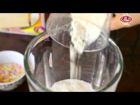 Unforgettable Cake Batter Milkshake