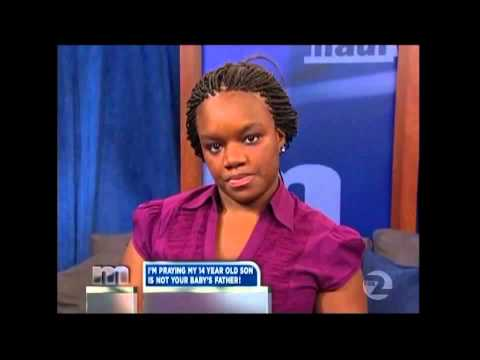 Maury I'm Praying That My 14 Year Old Son Is Not The Father