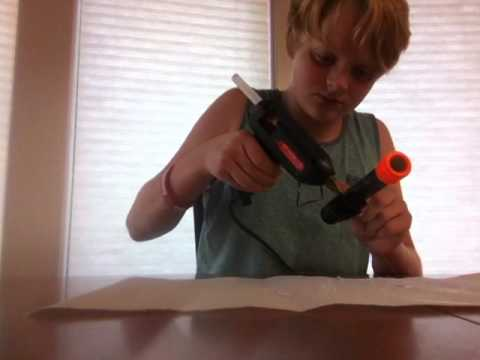 How to make a Nerf sniper scope ‼️