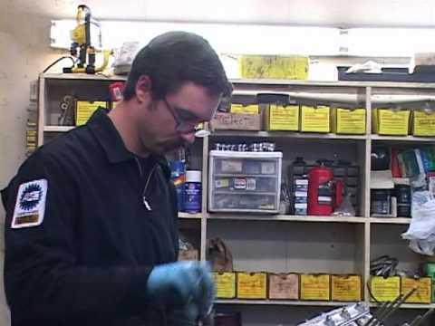 Porsche 911 Turbo engine Rebuild 7A in Eugene