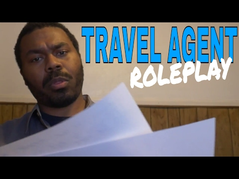 Travel Agent Role Play ASMR with Questions and Answers | Keyboard Typing Sounds | Softly Spoken