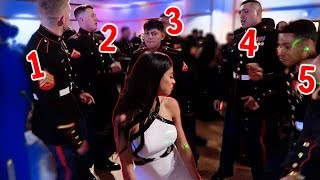 I went to a MILITARY BALL and THIS IS WHAT HAPPENED... *you won't believe it*