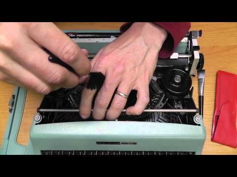60 minutes of Typewriter Brushing, Tapping & Visualization for ASMR & Relaxation