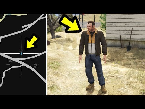 GTA 5 - I've Found Niko Bellic's House! (Location)