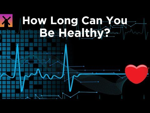How Long Can You Be Healthy?