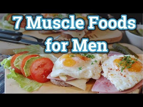 7 Best Muscle Building Supplements & Foods | Eat Big To Get Big |How To Build Muscle On A Budget