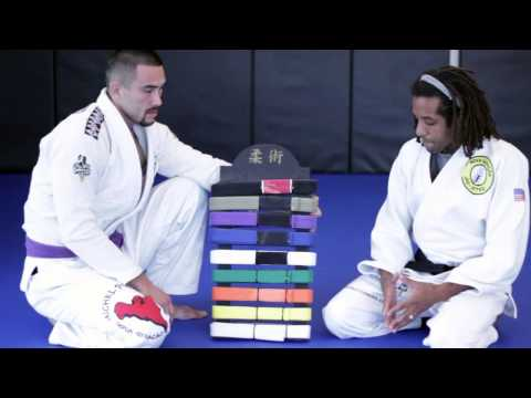 What Is the Significance of the Color of a Jiu-Jitsu Gi Belt?