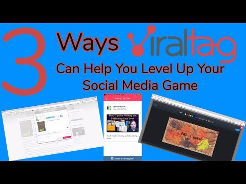 Viraltag Review — 3 BEST FEATURES FOR LEVELING UP YOUR SOCIAL MEDIA GAME
