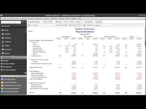 Intuit QuickBooks Payroll - Increase Direct Deposit Limits